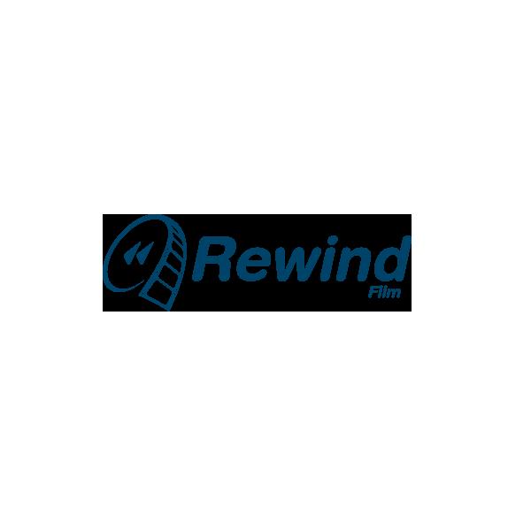 Rewind Film logo